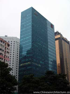 Allied Kajima Building in Hong Kong, Hong Kong S.A.R.