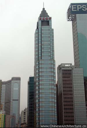 Bank of Communication Tower in Hong Kong, Hong Kong S.A.R.