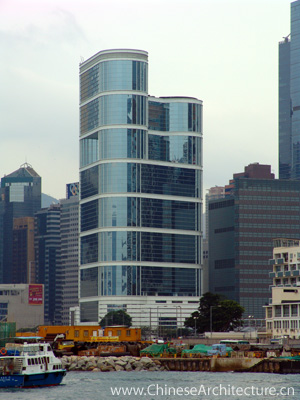 CITIC Tower in Hong Kong, Hong Kong S.A.R.