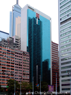 China Overseas Building in Hong Kong, Hong Kong S.A.R.