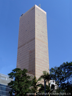 Far East Finance Centre in Hong Kong, Hong Kong S.A.R.