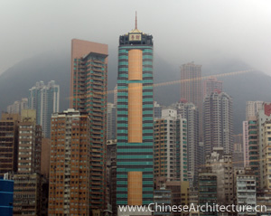 Guangdong Finance Building in Hong Kong, Hong Kong S.A.R.