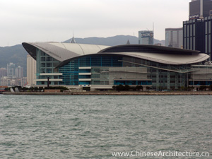 Hong Kong Convention and Exhibition Centre in Hong Kong, Hong Kong S.A.R.