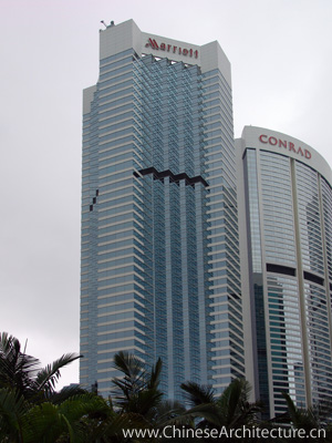 J.W. Marriott Hotel in Hong Kong, Hong Kong S.A.R.