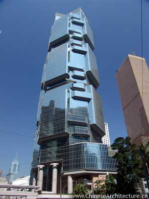 Photo of Lippo Centre in Hong Kong, Hong Kong S.A.R.