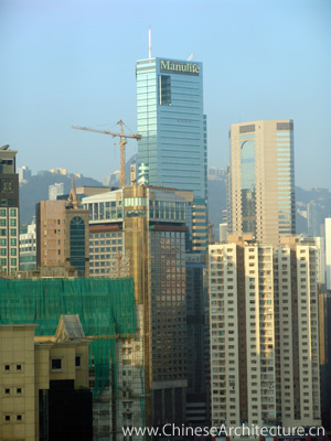 Manulife Plaza in Hong Kong, Hong Kong S.A.R.