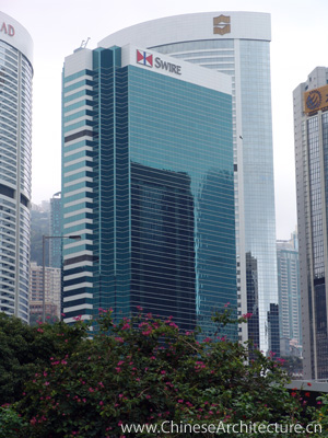 One Pacific Place in Hong Kong, Hong Kong S.A.R.