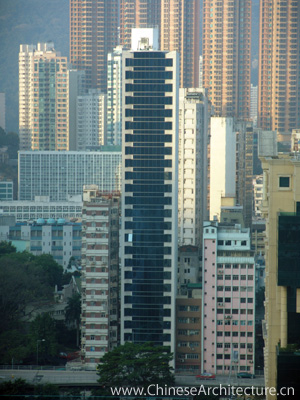 Park Avenue Tower in Hong Kong, Hong Kong S.A.R.