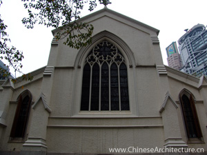 Saint John's Cathedral in Hong Kong, Hong Kong S.A.R.