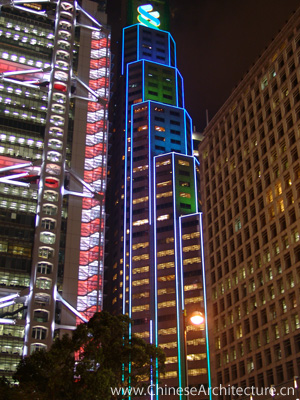 Standard Chartered Bank Building in Hong Kong, Hong Kong S.A.R.