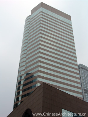 Three Exchange Square in Hong Kong, Hong Kong S.A.R.