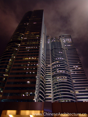 Two Exchange Square in Hong Kong, Hong Kong S.A.R.