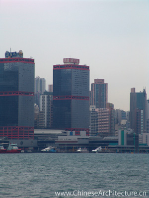 Shun Tak Centre Western Tower in Hong Kong, Hong Kong S.A.R.