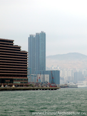Hampton Place in Kowloon, Hong Kong S.A.R.
