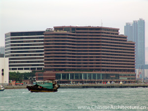 InterContinental Hong Kong in Kowloon, Hong Kong S.A.R.